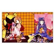 Неформатный постер по Card Captor Sakura